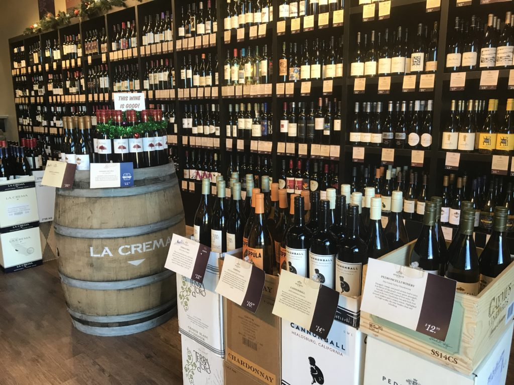 bridgewater wines leland nc