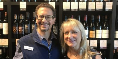 doug and susan zucker bridgwater wines leland nc