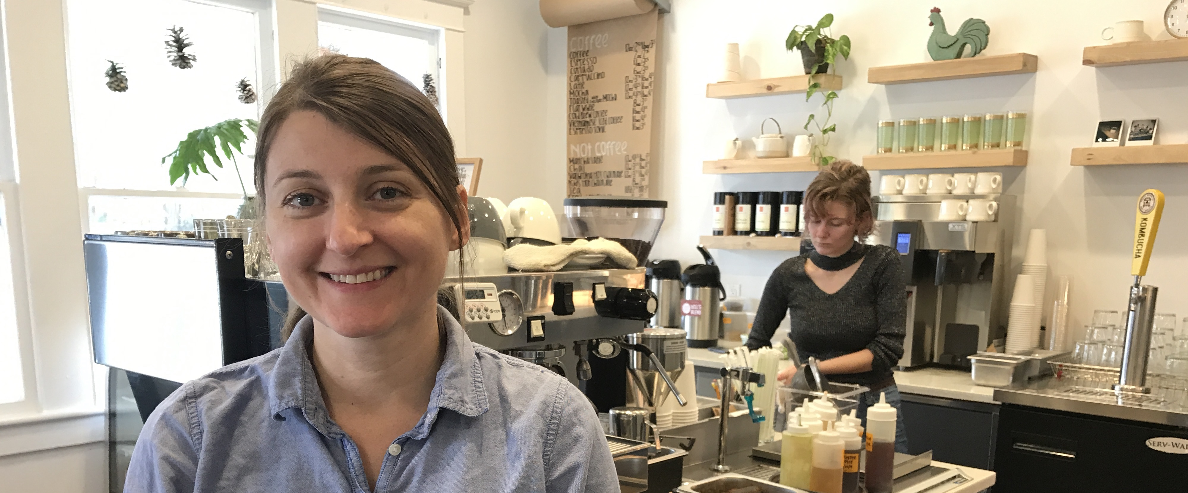 Lydia Clopton, Owner | Love, Lydia Bakery & Cafe