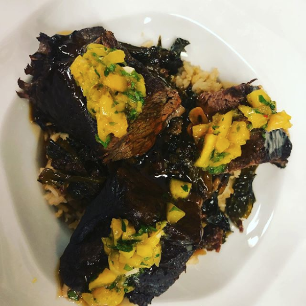 beef short ribs robert williams oceans restaurant