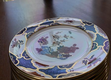 best china at the verandas