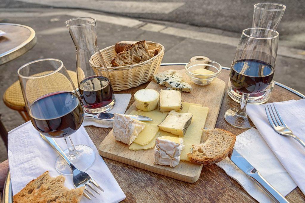 imbibe wine and cheese port city foodie