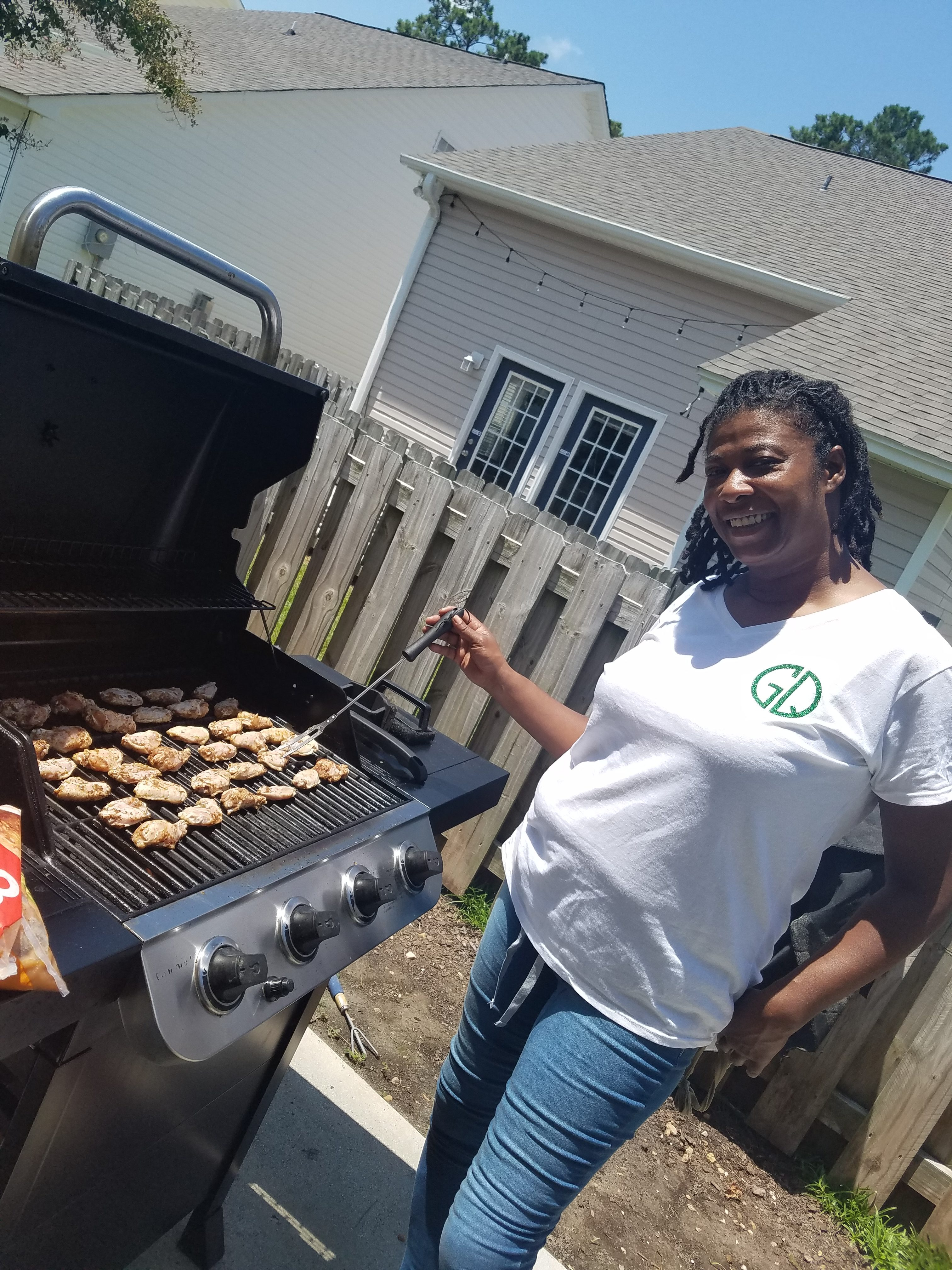 charise cureton personal chef grasshopper catering