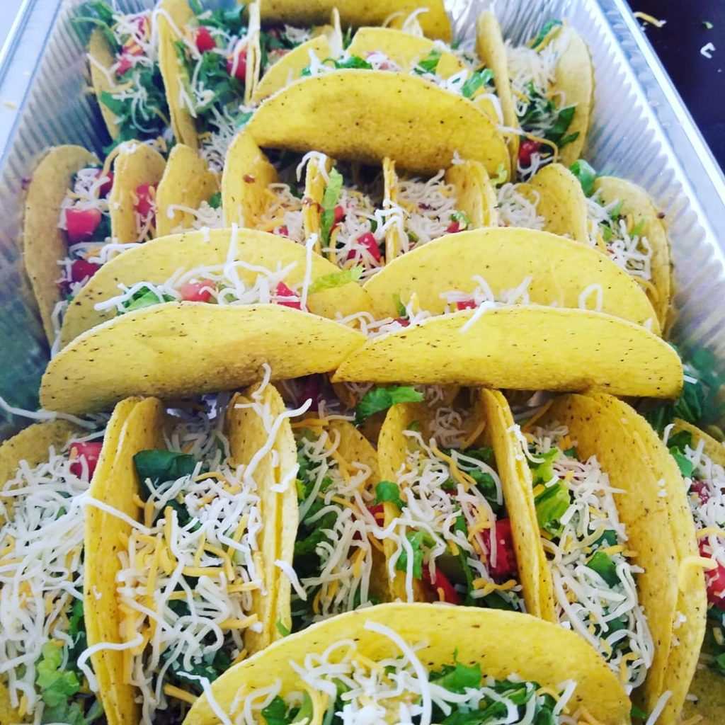 thursday thacos from grasshopper catering