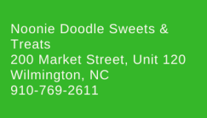 noonie doodle sweets and treats