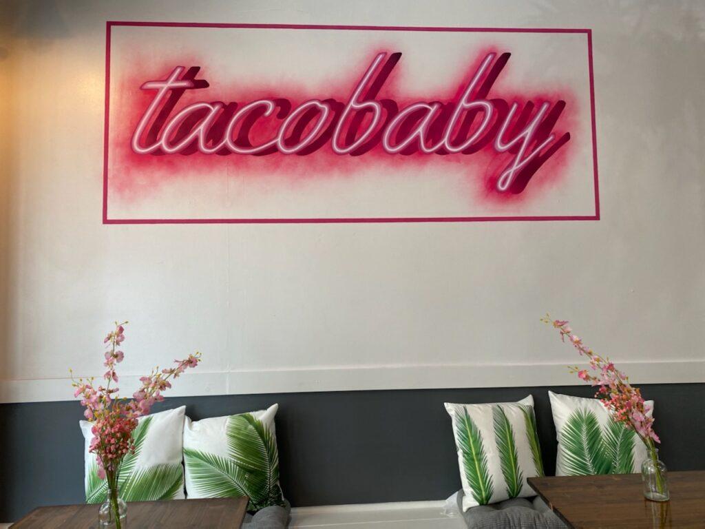 taco baby sign