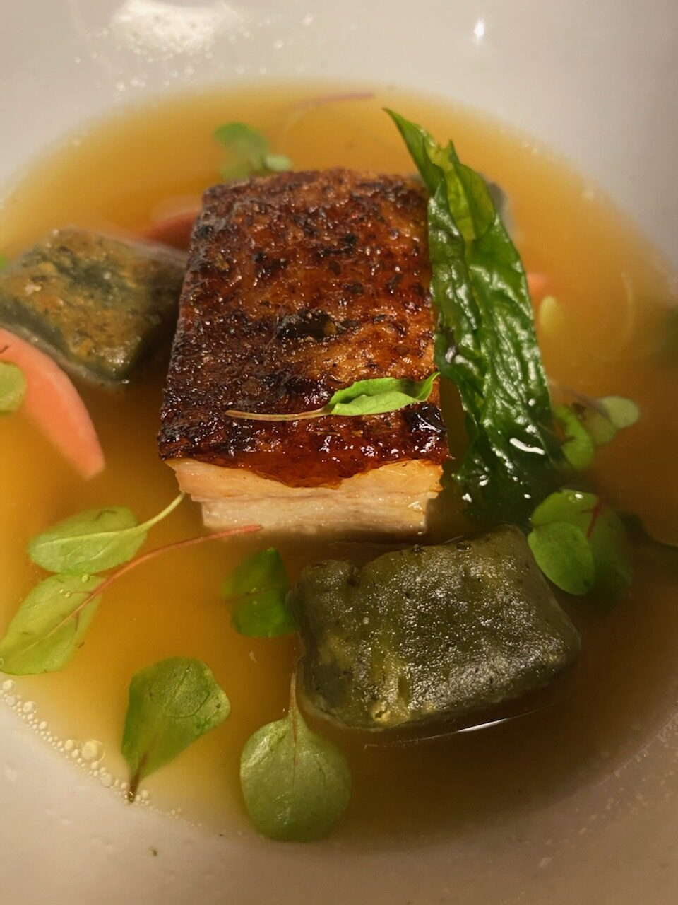 pork belly terrine